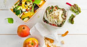 cuisiner le dimanche pour la semaine testé pour vous une semaine ultra healthy avec le pack detox