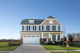 New Homes Decorated Models by New Homes For Sale At Benn U0027s Grant In Smithfield Va Within The