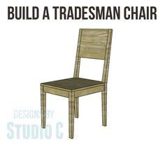 Build Dining Chair 40 Dining Room Chair Plans At Planspin