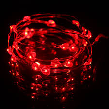 valentines lights china s decoration b o 25 heart smd led string