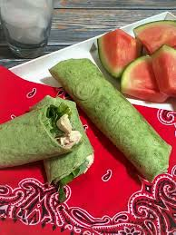what are wraps chicken spinach wraps recipe
