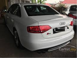 kereta audi s4 audi s4 2009 3 0 in kuala lumpur automatic sedan white for rm