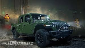 blac chyna jeep world news guru jeep wrangler s scrambler pickup gets artist s