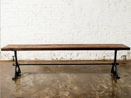 reclaimed wood furniture makes a comeback with nuevo living