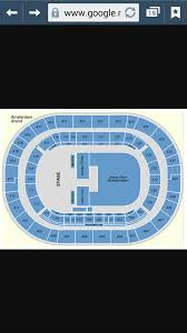 ticketmaster floor plan u2 the joshua tree tour 2017 europe tour venue maps page 2
