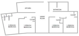 northeastern housing floor plans northeastern university housing west village g