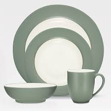 colorwave green stoneware at discount by noritake