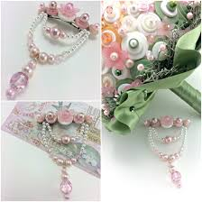 prom accessories uk blossom hair slide for bridal wear or prom to complement