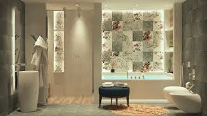 bathroom wallpaper high definition tropical bathroom ideas 2017