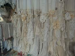 ivory lace curtains handmade vintage lace curtains 2 curtain