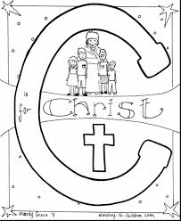 amazing spring preschool curriculum with palm sunday coloring page