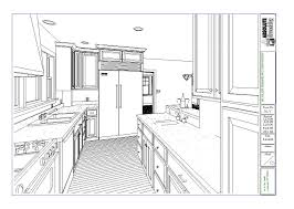 Kitchen Floor Plans With Island Kitchen Fantastic Kitchen Floor Plans In Cute Plans With Islands