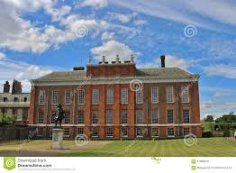 Kensington Pala Kensington Palace London Stock Photo Image 57880563