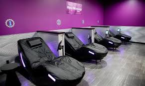 Hydromassage Bed For Sale Fitness Club With Four Lounges Fitness Centers With Hydromassage