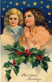 1207 best vintage christmas cards images on pinterest victorian