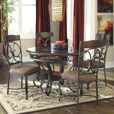 kitchen magnificent round dining table for 4 black dining table