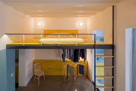 Barcelona Bunk Bed Loft Bed Is A Option For Rooms With High Ceilings