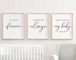 Nursery Decor Nursery Decor Etsy