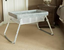 Bassinet Converts To Crib Lotus02 Jpg