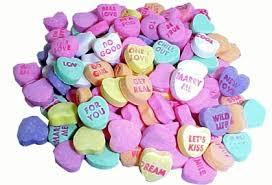 sweethearts candy sweethearts conversation hearts 24oz blaircandy