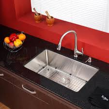 Kitchen Sink Brands by Stainless Steel Kitchen Sink Combination Kraususa Com