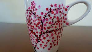 Peinture Cerisier Japonais by Peinture Sur Porcelaine Le Blog De Imaginationetcie Over Blog Com