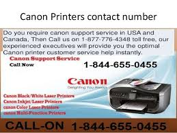 canon help desk phone number 1 844 655 0455 canon printer technical support phone number ppt