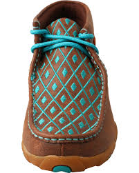 twisted boots womens australia twisted x s turquoise driving mocs moc toe