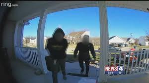 police arrest wentzville teens caught on camera stealing package