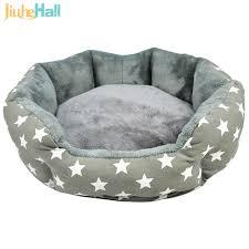 Cat Bed Pattern Wholesales Sales Star Pattern Dog Bed Pumpkin Dog Cat Nest