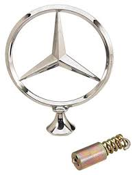 oes genuine mercedes emblem kit automotive