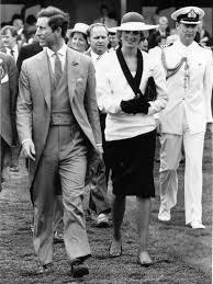 Princess Diana Prince Charles Royal Visit Prince Charles And Princess Diana Tour Australia In