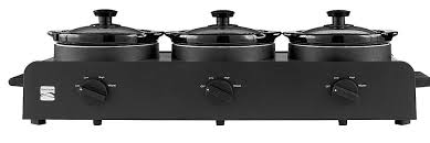 target black friday buffet server price sears kenmore triple buffet server or slow cooker as low as 22 49