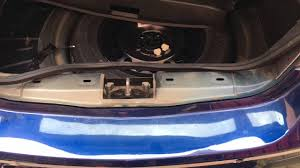 opel astra 2014 trunk how to fit reverse parking sensor installation vauxhall astra mk5