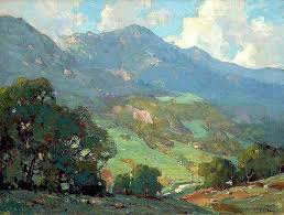 Mountain Landscape Paintings by 136 Best Mountains Images On Pinterest Landscape Paintings