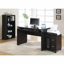 Corner Desk Overstock Desk Black Wood Corner Computer Desk Overstock Inval Credenza