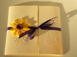 sunflower wedding invitations sunflower wedding invitation sunflower and purple vibrant