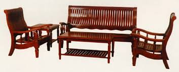 Simple Wooden Sofa Set Simple Wooden Sofa Chair