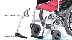 beiz electric wheelchair bz 6101 youtube