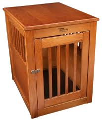 dog crate end table plans making an auxiliary dog crate end