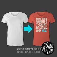 women u0027s t shirt mockup templates thevectorlab