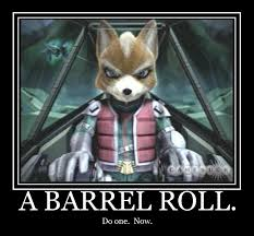 Do A Barrel Roll Meme - do a barrel roll by syxxfox on deviantart