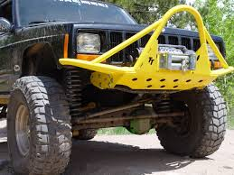 jeep xj stock bumper xj mj rock runner front bumper jeep aftermarket parts tnt customs