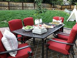 Metal Patio Furniture Sets Patio Furniture Sets For Your House Exist Decor Patio Set