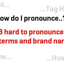 How Do U Pronounce Meme - how do i pronounce macworld uk