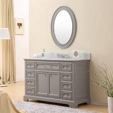water creation derby 48 derby 48 single sink bathroom vanity with