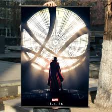 Bedroom Wall Banners Online Get Cheap Doctor Strange Poster Aliexpress Com Alibaba Group