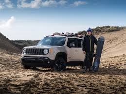 jeep renegade trailhawk lifted jeep renegade puts its desert hawk suit on it u0027s limited to 100 uk