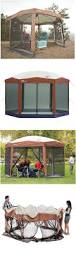 Gazebo Screen House Kit by Best 25 Screened Canopy Ideas On Pinterest Pergola With Canopy