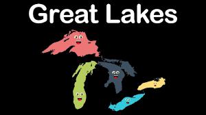 great lakes great lakes geography great lakes north america youtube
